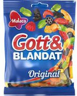 Malaco Godis Gott Blandat Orginal