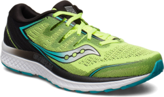 Guide Iso 2 Shoes Sport Shoes Running Shoes Grøn Saucony