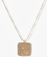 Missguided Jewelry Textured Gold Pen