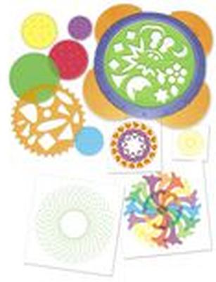 Spiralmallsats, plast