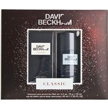 David Beckham Classic - Gift Set 1 set
