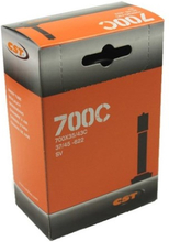 CST 700 x 35-43c Hybrid cykelslang Butyl, 700 x 35-43c, 33 mm bilventil