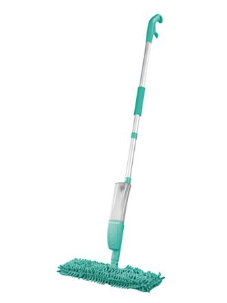 Spraymopp 2i1 med vendbar funksjon Cleanmaxx turkis