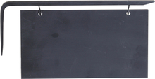 Griffelskylt i äldre stil 24 cm, Stömshaga
