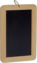 Griffeltavla träram massiv ek 30cm, Hubsch
