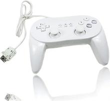 Klassinen Gamepad Käsiohjain Nintendo Wii - Valkoinen väri