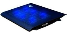 Laptop jäähdytysalusta Neonvalolla