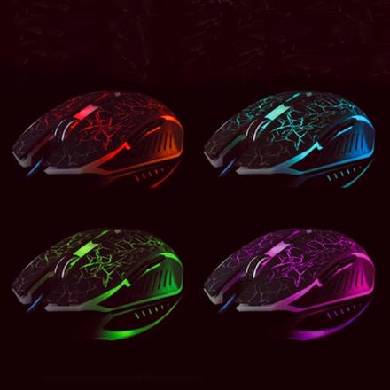 Glowing USB gaming Hiiri
