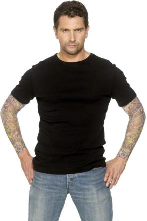 Tatueringar armar vuxen One-size