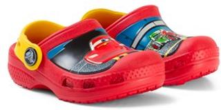 Crocs Creative Crocs McQueen & Francesco Clogs Tofflor Flame/Gul 19 EU