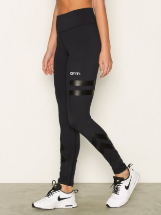 Treningstights - Svart Aim'n Tribe High Waist Tights