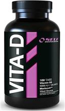 Vitamin D 100 tablettia