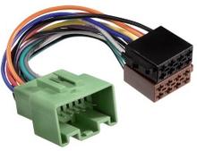 ISO-adapter for Volvo C-, S-, V- og XC-modeller
