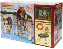 Secret Island Playhouse Gift Set