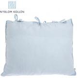 Nyblom Kollen, Linneörngott 50x60 cm Acke Ljusblå