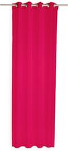 Kant en Klaar Vitrage Roze - 240 x 135cm