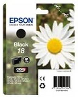 Bläckpatron EPSON svart