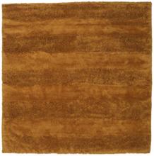 New York - Senapsgul matta 250x250 Orientalisk, Kvadratisk Matta