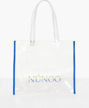 NuNoo Small Transparent Tote