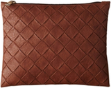 Väska Holly Clutch bag brown
