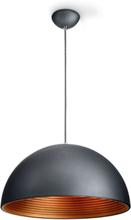 Breton pendant black 1x20W 230V Hängen