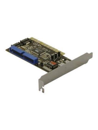 Controller card 2x SATA 1x IDE