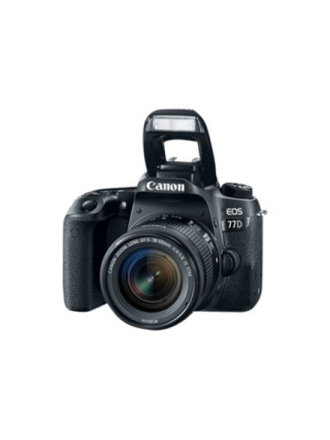 EOS 77D 18-55mm IS STM