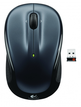 Mus Logitech M325 wireless Silver