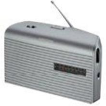 FM Radio Music 60 - AM/FM - Mono - Grå