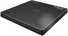 BDR-XD05T - Bluray-BDRW (Brænder) - USB 3.0 - Sort
