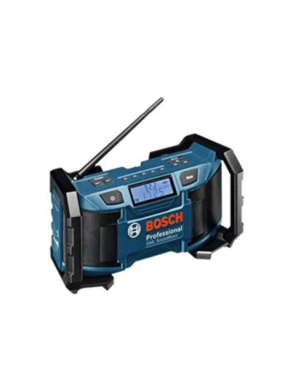 Bærbar Radio GML SoundBoxx - AM/FM - Stereo - Blå