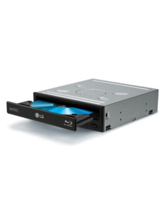 CH12NS40 - Retail - Bluray-ROM (Læser) - SATA - Sort