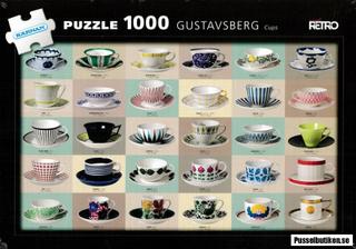 Kärnan: Gustavsberg - Cups (1000)