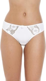 Camille underkläder spets badskor Womens vita underkläder vit 16