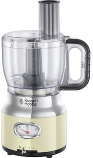 Russell Hobbs 25182-56 Retro Food Processor Cream 1 stk