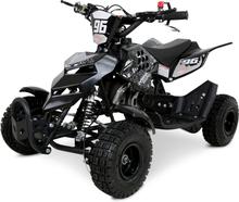 Mini ATV 49cc bensin - ATV-10 - Svart