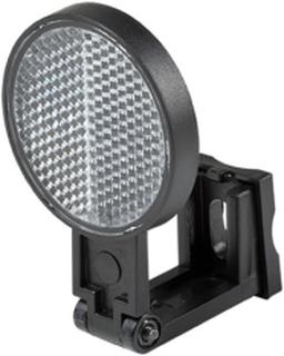 Cube RFR Frontlykt til bremse/ gaffel-montering white 2021 Sidelys og Reflektorer