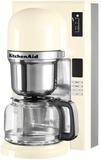 KitchenAid Pour Over Kaffebryggare Crème 1,25 L
