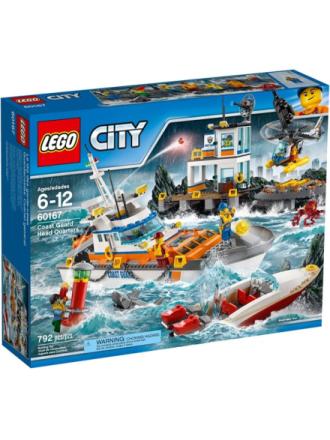 City 60167 Kystvagtens hovedkvarter - Proshop