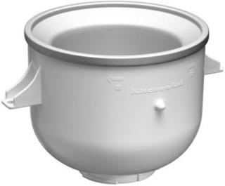 KitchenAid Skål til islavning til køkkenmaskine hvid 1,9 liter