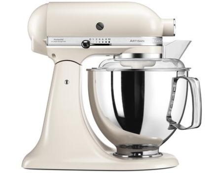 KitchenAid Artisan 175 Køkkenmaskine 4,8 liter Perlehvid