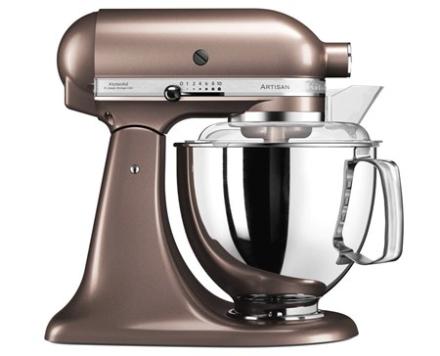 KitchenAid Artisan 175 Køkkenmaskine 4,8 liter Brons Metallic