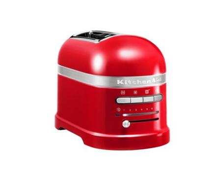 KitchenAid Artisan brødrister rød, 2 skiver
