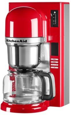 KitchenAid Pour Over Kaffebryggare Röd 1,25 L