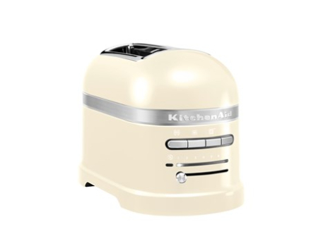 KitchenAid Artisan brødrister crème, 2 skiv