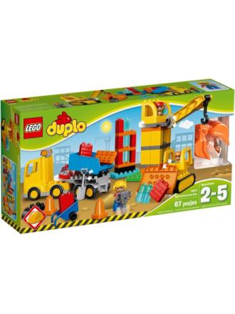 DUPLO 10813 Stor byggeplads - Proshop