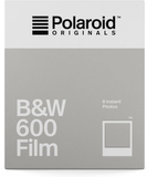 Polaroid Originals B&W Film For 600 White Frame, P