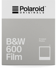 Polaroid Originals B&W Film For 600 White Frame, Polaroid Originals