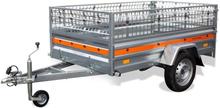 Eco 2010 Plus Fällbar - Paket nätgrindar