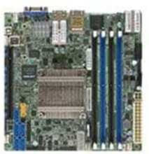 Server MB Super Micro MBD-X10SDV-4C-TLN4F Moderkort - socket - DDR4 RAM - Mini-ITX
